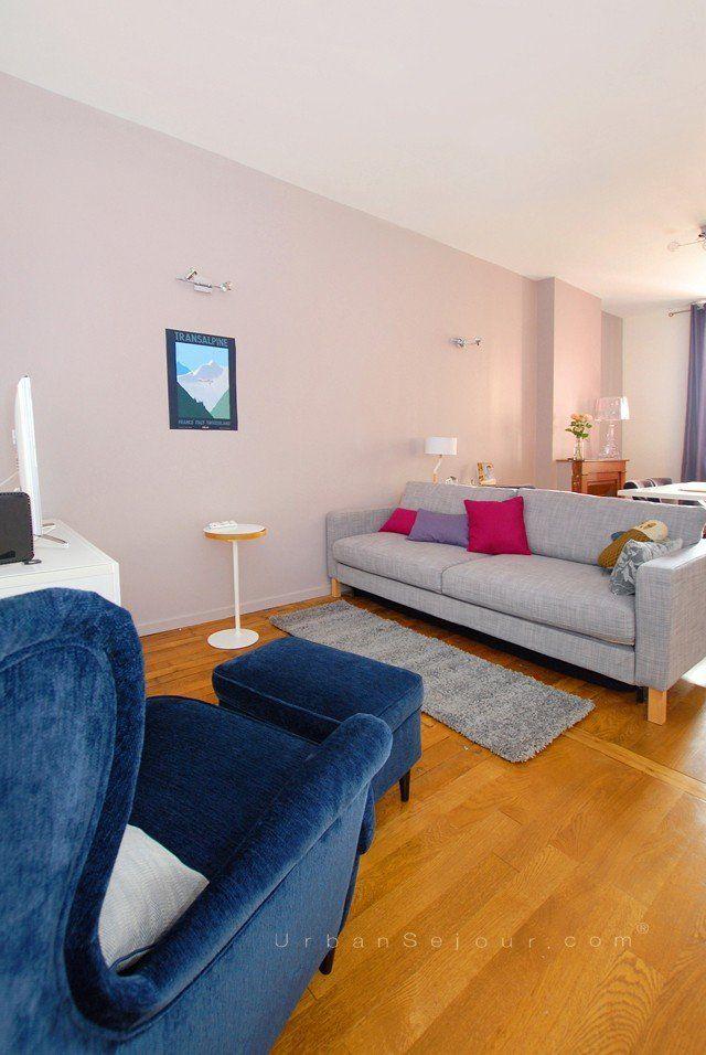 Location appartement meubl avec 1 chambre location saisonni re villeurbanne limite lyon 3 - Location studio meuble lyon 3 ...