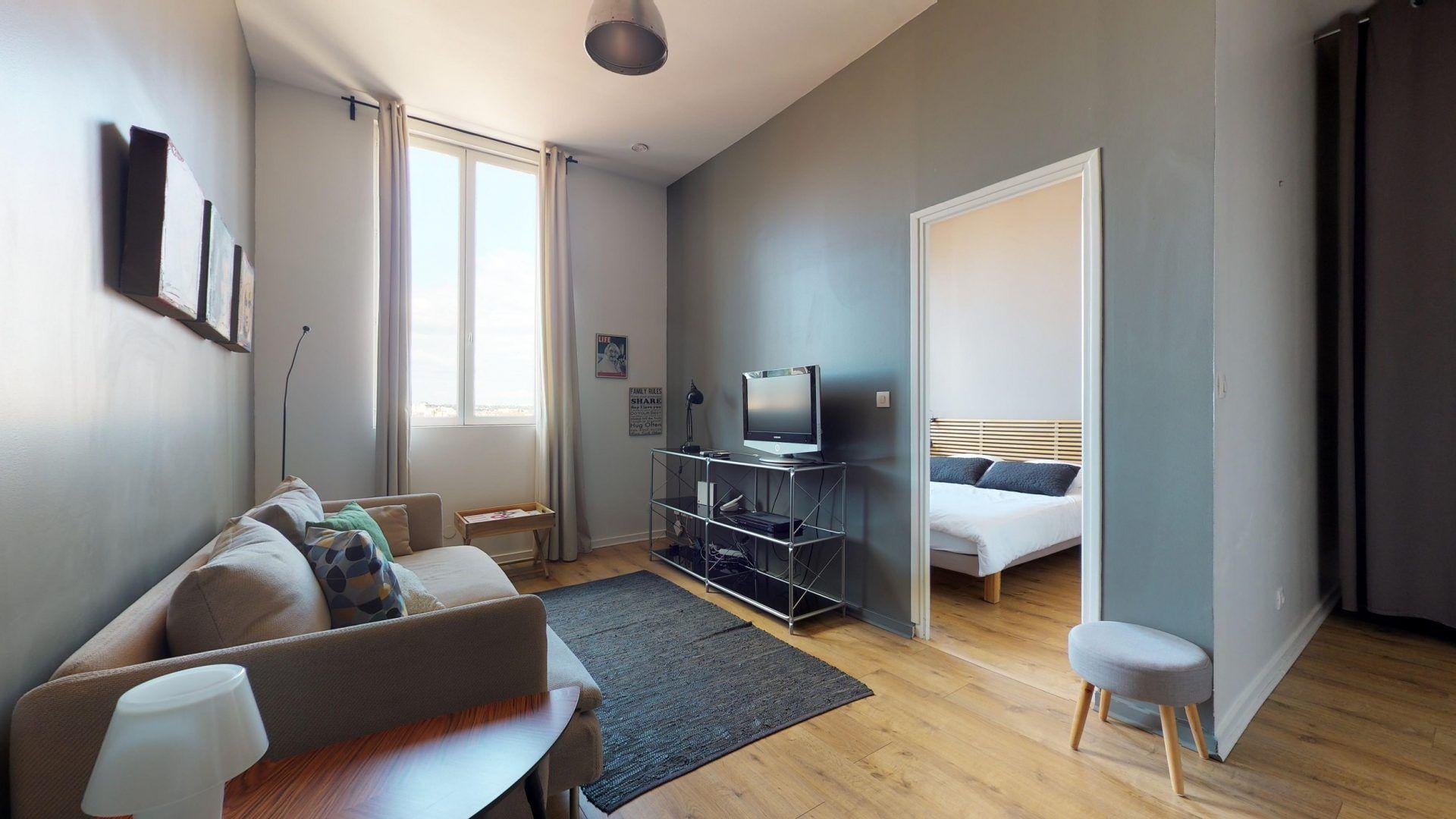 Lyon 2 – Duplex de l'Abbaye