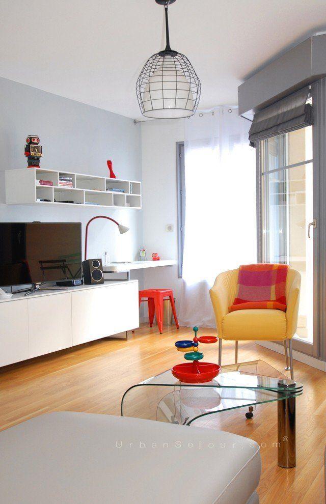 Location appartement meubl avec 2 chambres location moyenne ou longue dur e lyon 1 villa - Location studio meuble lyon 2 ...