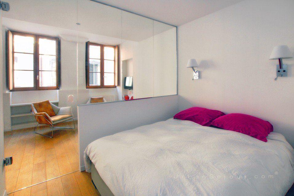 Location appartement avec 1 chambre en alc ve location for Location appartement avec chambre sans fenetre