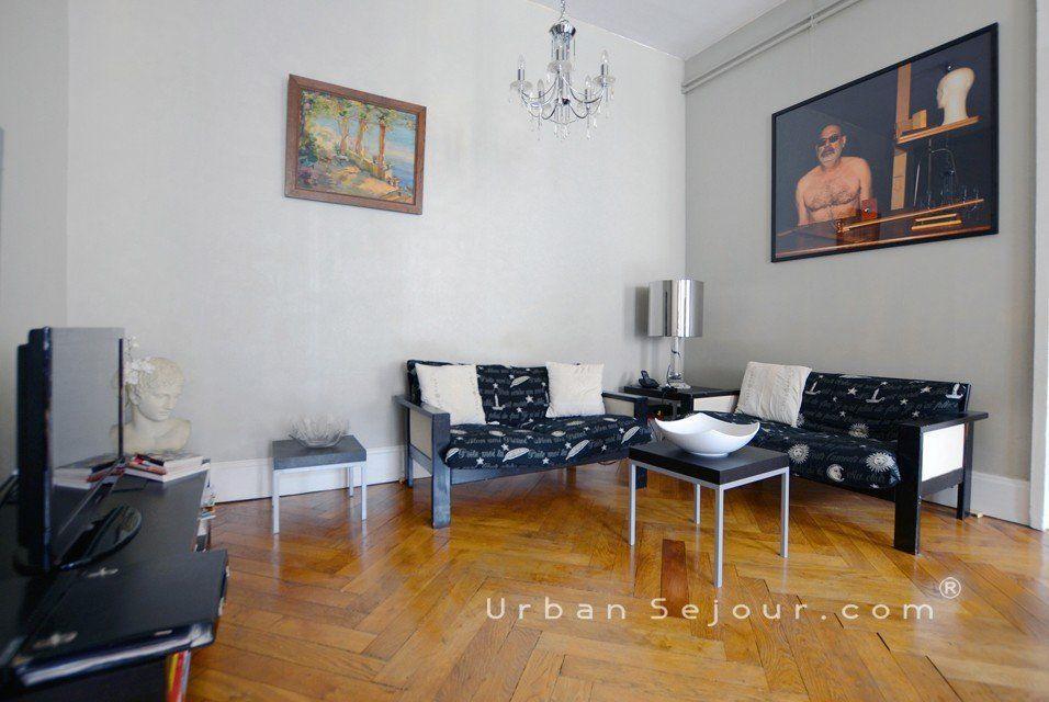 Location appartement meubl avec 3 chambre location moyenne ou longue dur e lyon 2 perrache - Location meuble courte duree lyon ...