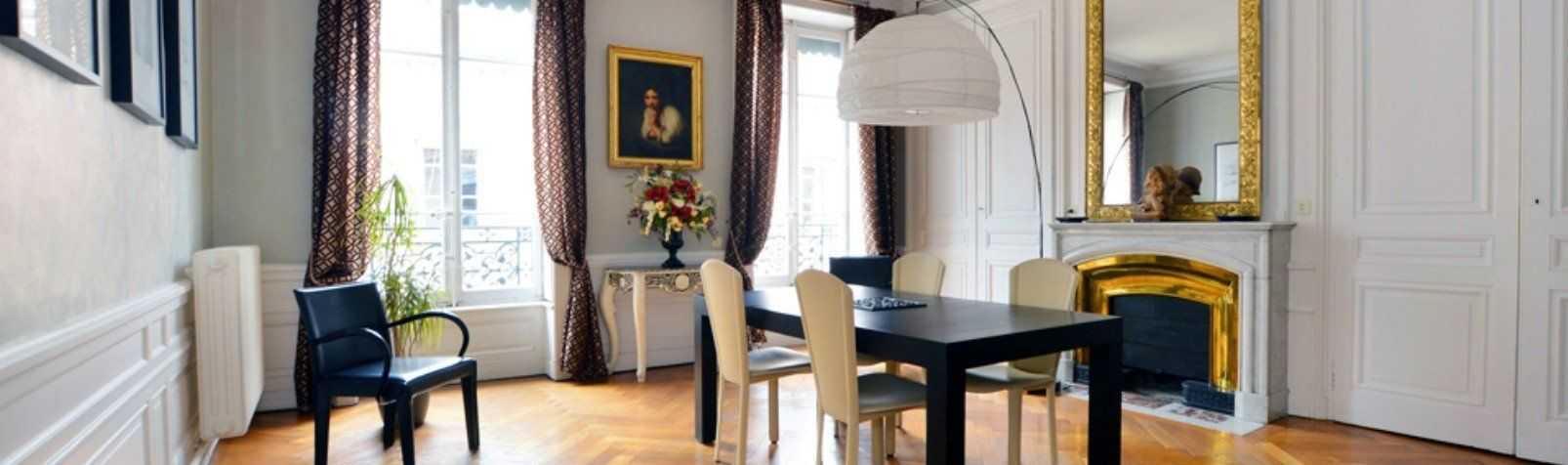 Location appartement meubl avec 3 chambre location moyenne ou longue dur e lyon 2 perrache - Location studio meuble lyon 2 ...
