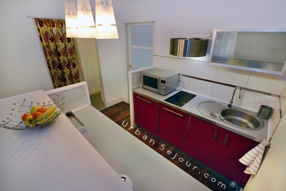 Location appartement avec 1 chambre location saisonni re for Location meuble lyon 2