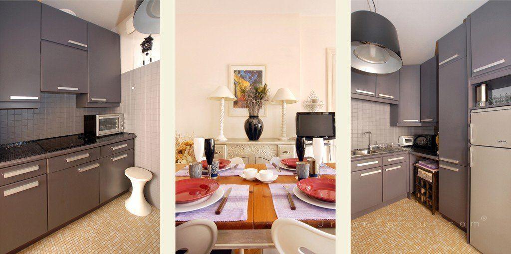 Location appartement meubl avec 1 chambre en alc ve location saisonniere lyon 2 saint antoine - Location studio meuble lyon 2 ...