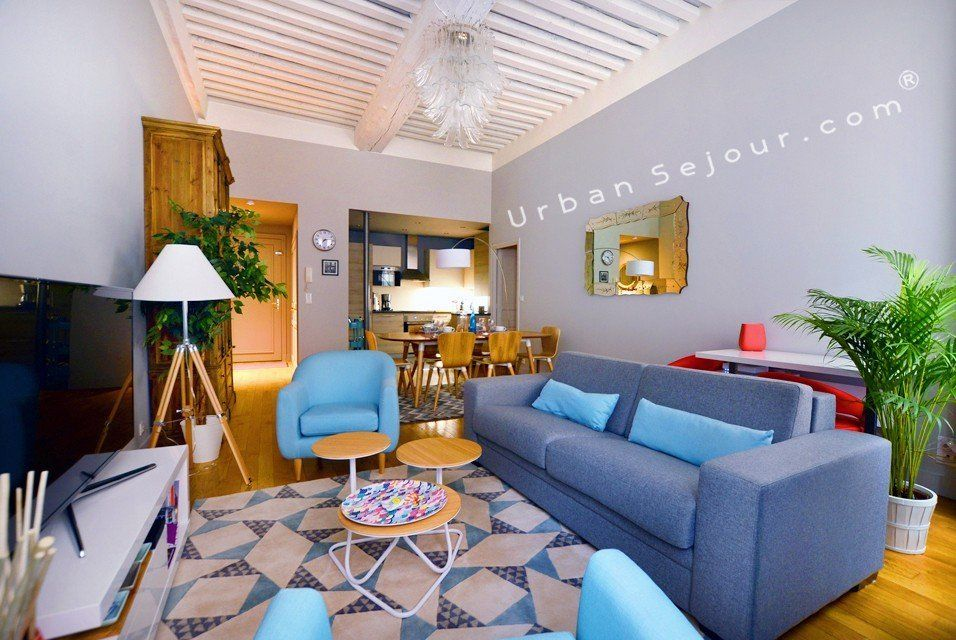 location appartement meubl avec 2 chambres location. Black Bedroom Furniture Sets. Home Design Ideas