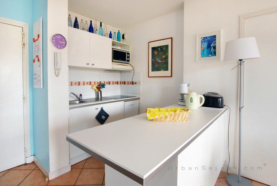 Rental Furnished apartment with 1 bedroom - Holiday or seasonal ...