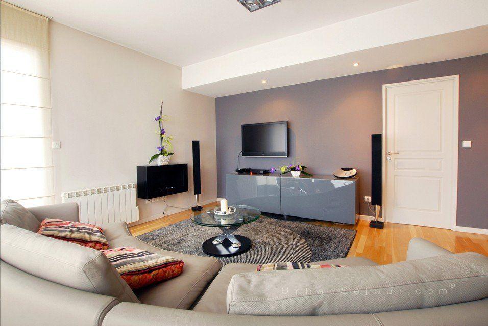 lyon 3 terrasse de montchat urban s jour. Black Bedroom Furniture Sets. Home Design Ideas