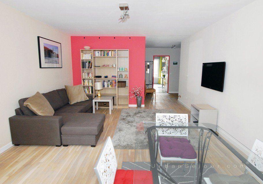 Location appartement meubl avec 3 chambres 2 salle d 39 eau et parking location saisonni re - Location studio meuble lyon 3 ...