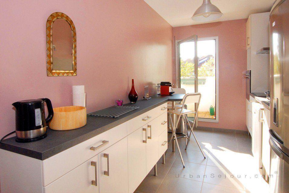 Location appartement meubl avec 2 chambres et parking for Stage de cuisine lyon