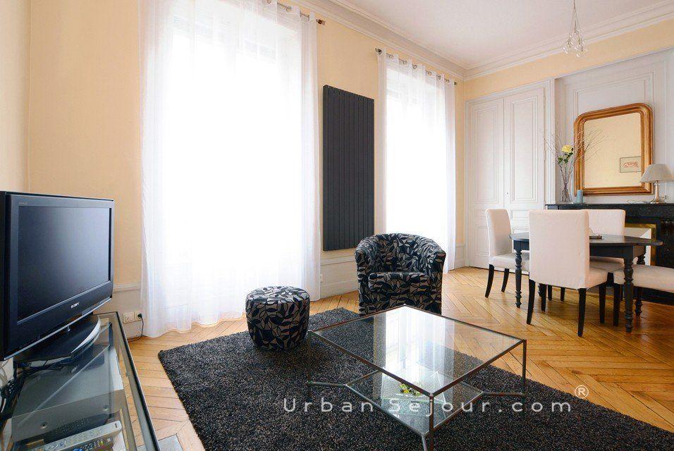 Location appartement meubl avec 1 chambre location saisonni re lyon 3 libert pr fecture - Location studio meuble lyon 3 ...