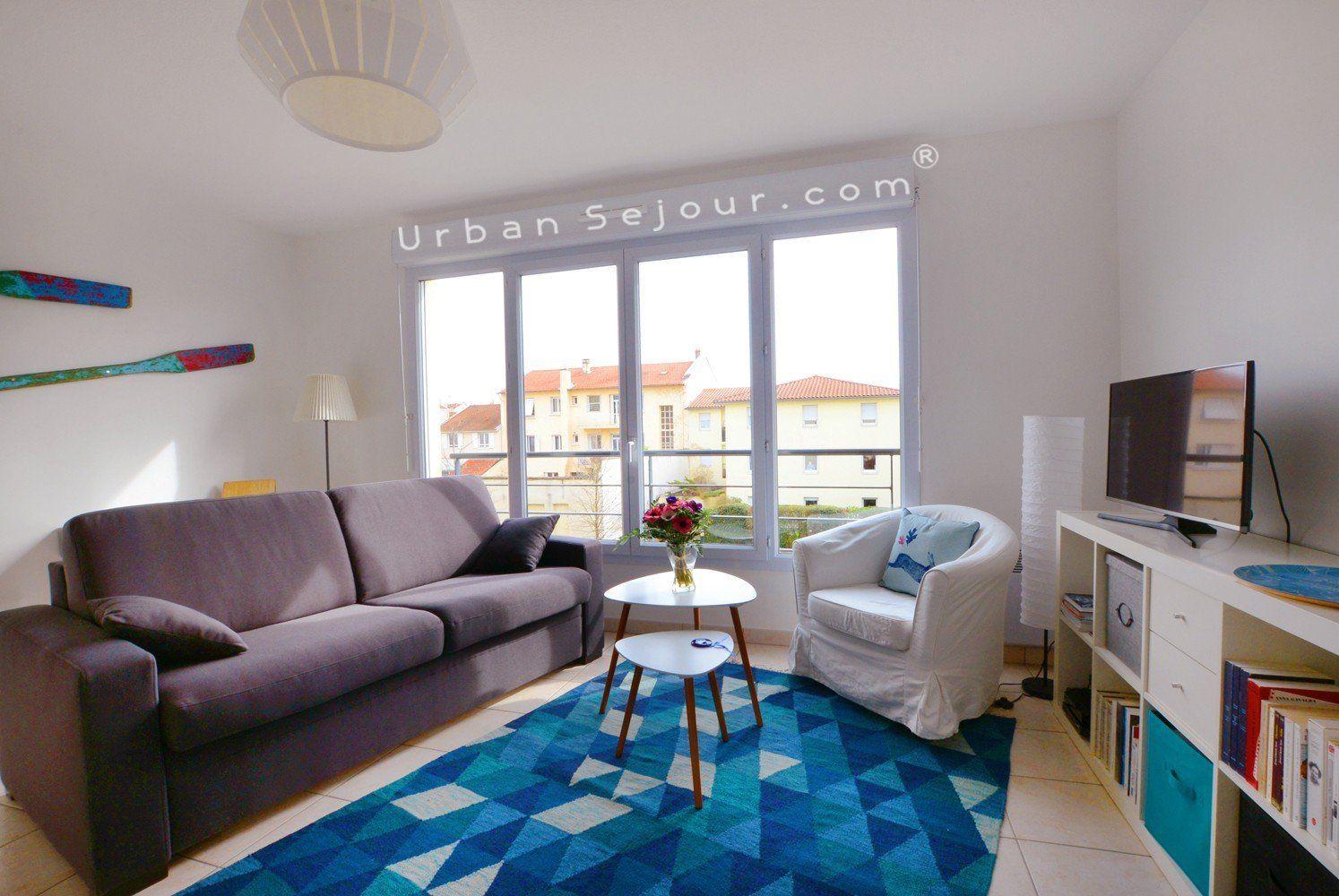 Location appartement avec 1 chambre location saisonni re for Location appartement meuble a lyon