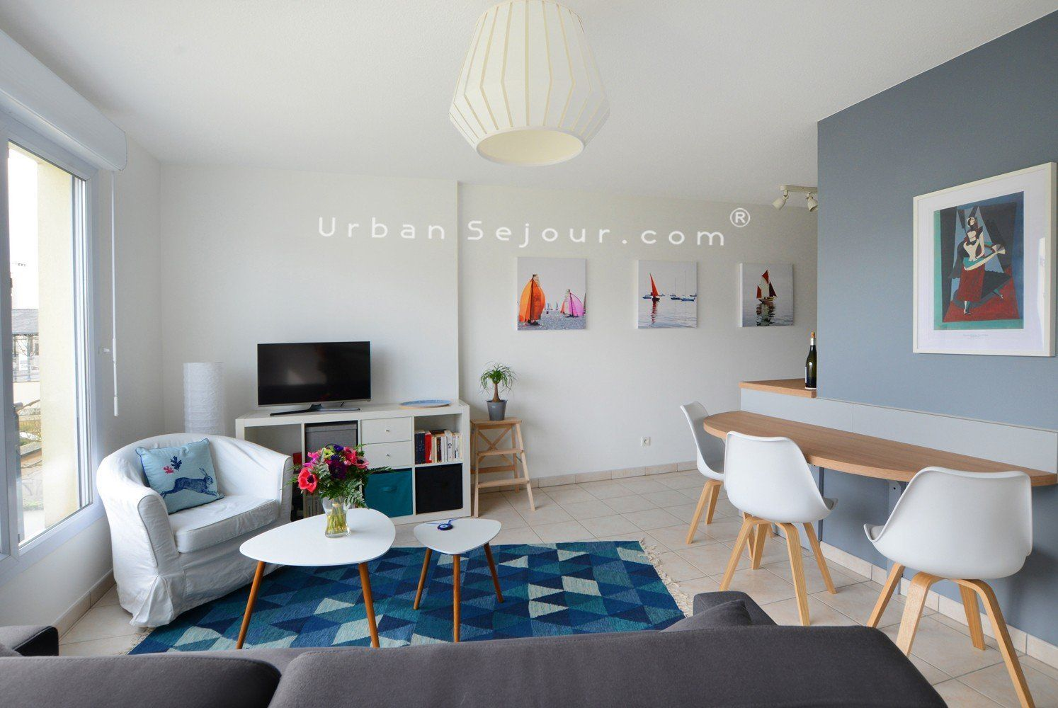 location appartement avec 1 chambre location saisonni re. Black Bedroom Furniture Sets. Home Design Ideas