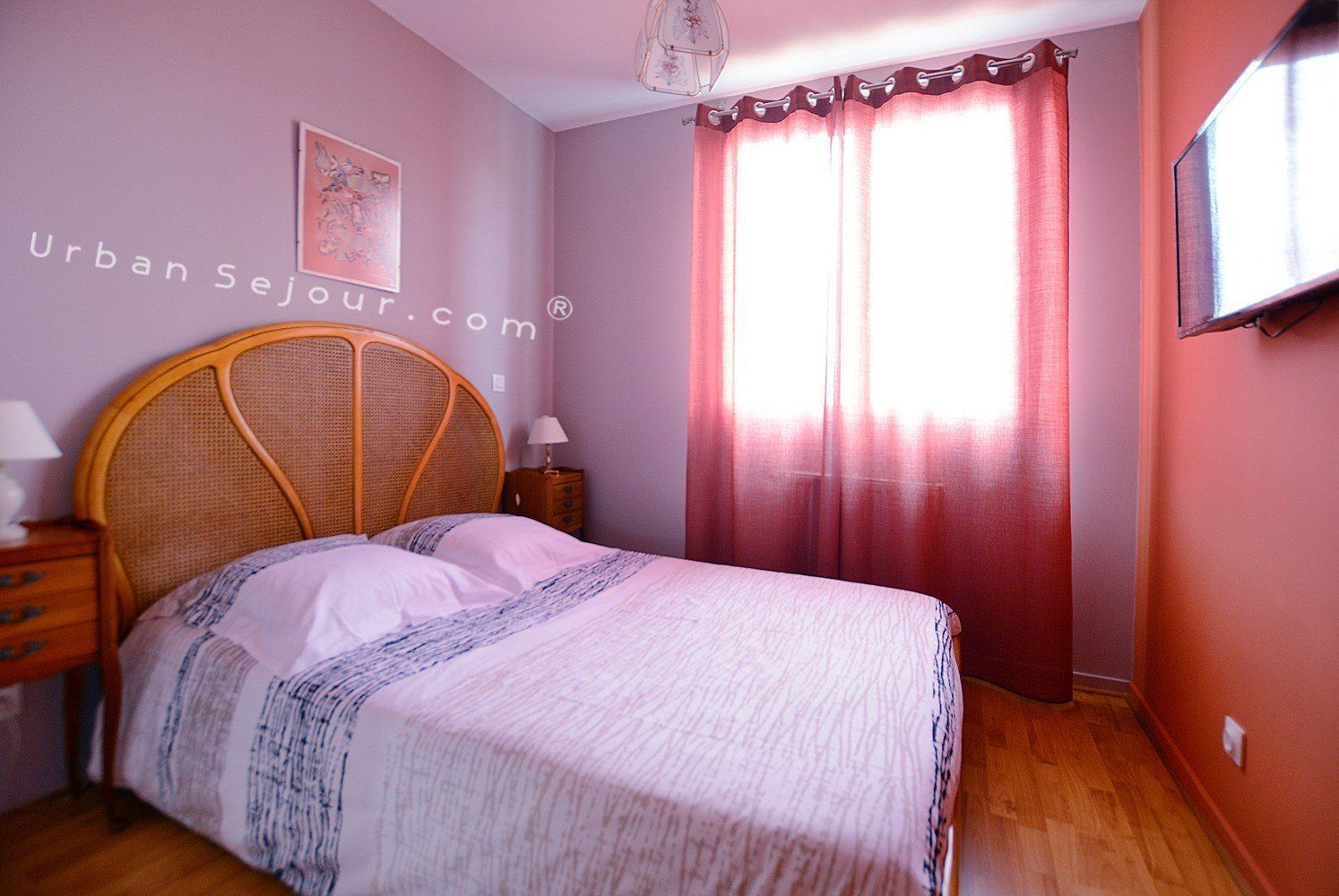 Location chambre d 39 h tes lyon 3 part dieu castellanne rh ne for Chambre d hote lyon