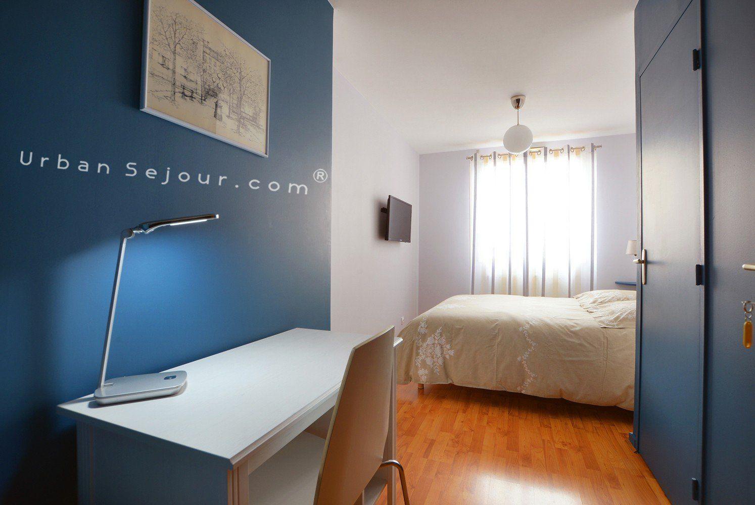 Location chambre d 39 h tes lyon 3 part dieu castellanne sa ne for Lyon chambre hote
