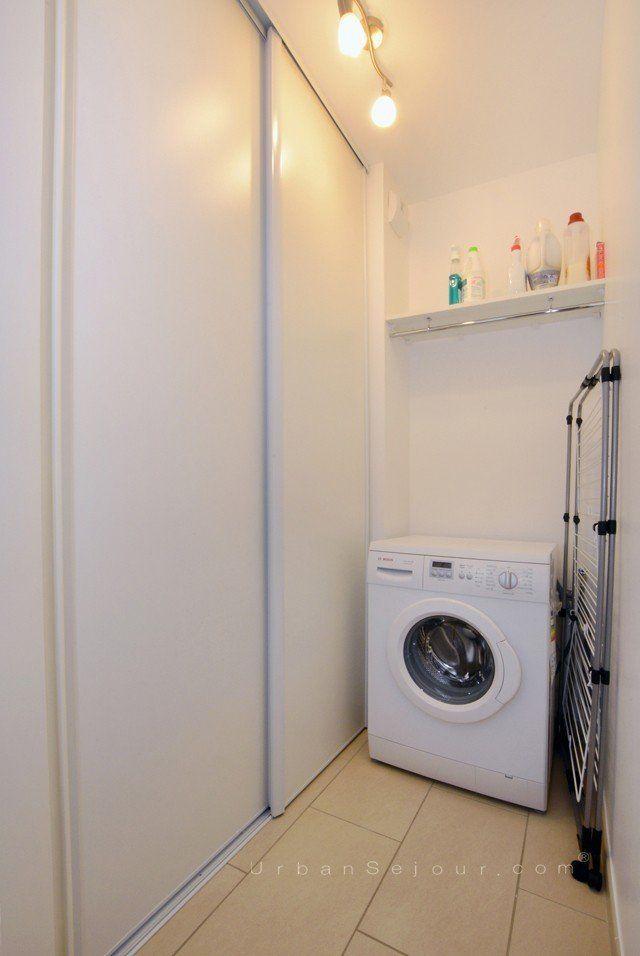Location appartement meubl avec 2 chambres et parking for Placard buanderie