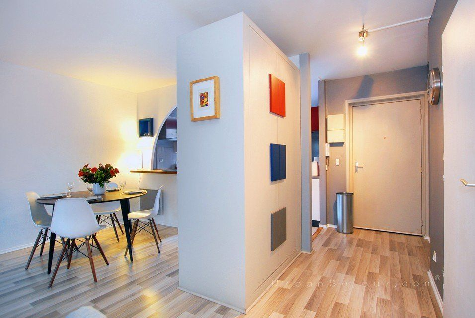 Location appartement meubl avec 1 chambre location saisonni re lyon 3 saxe gambetta edison - Location studio meuble lyon 3 ...