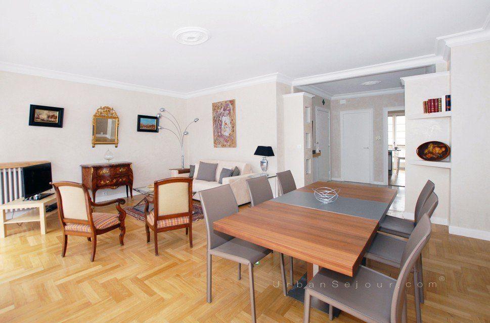 Location appartement meubl avec 2 chambres et parking location saisonni re lyon 3 saxe - Location studio meuble lyon 2 ...