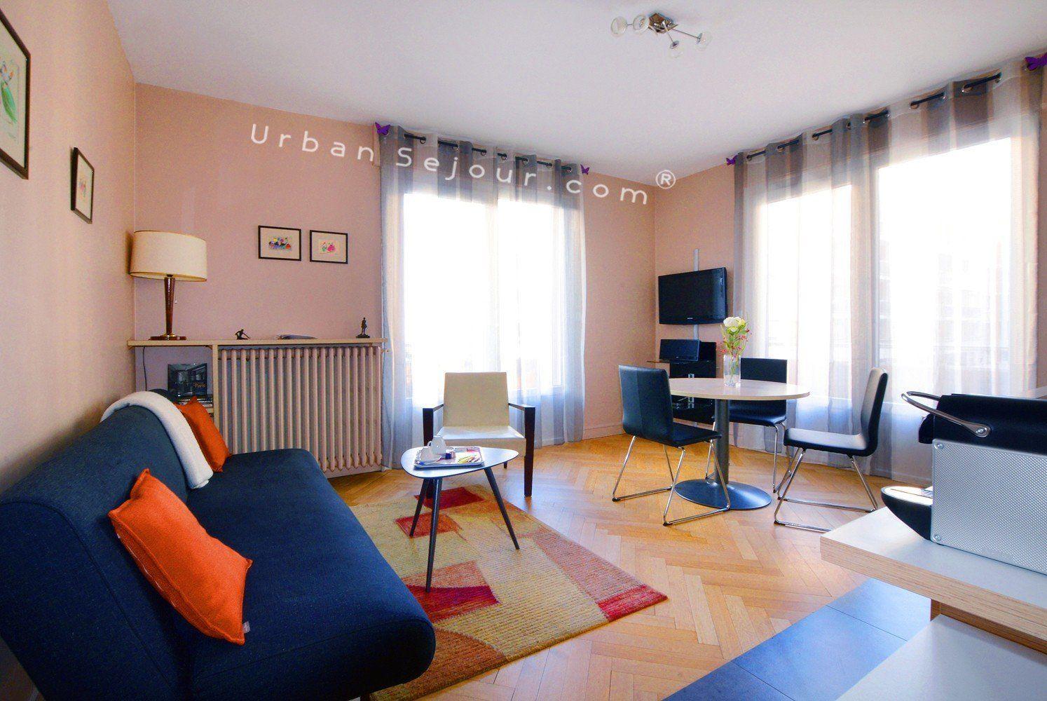 Location appartement meubl avec 1 chambre location saisonni re lyon 3 vend me pr fecture - Location studio meuble lyon 3 ...