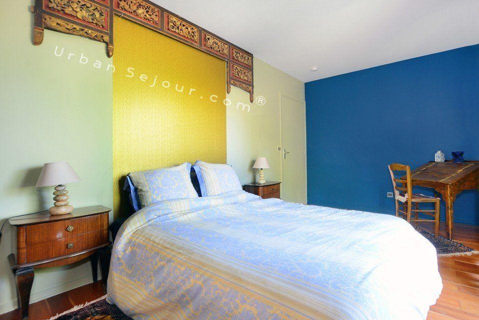 location appartement meubl avec 2 chambres location moyenne et longue dur e lyon 4 croix. Black Bedroom Furniture Sets. Home Design Ideas