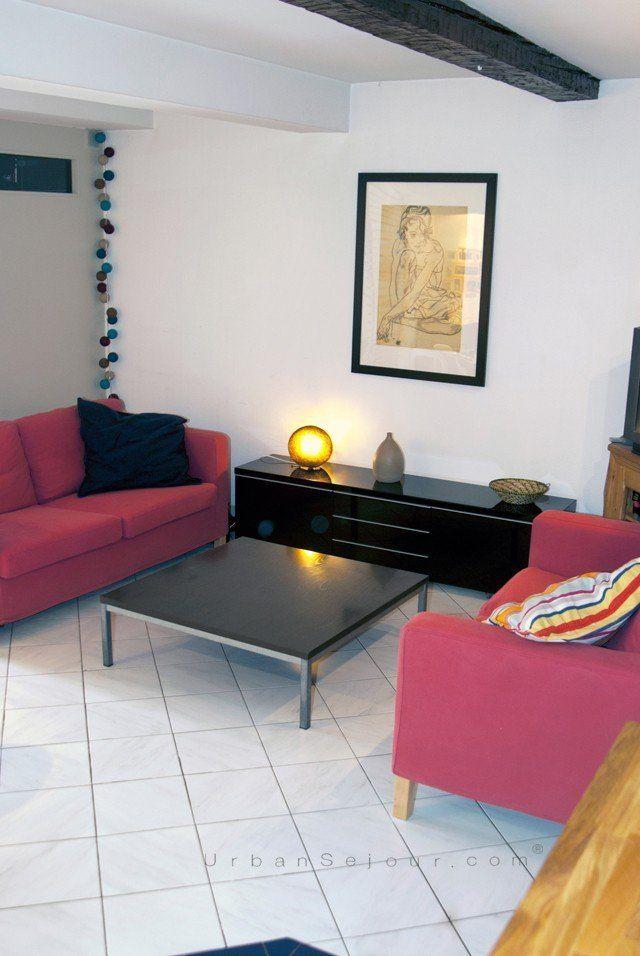 Location Appartement Meubl Avec 1 Chambre Et Terrasse