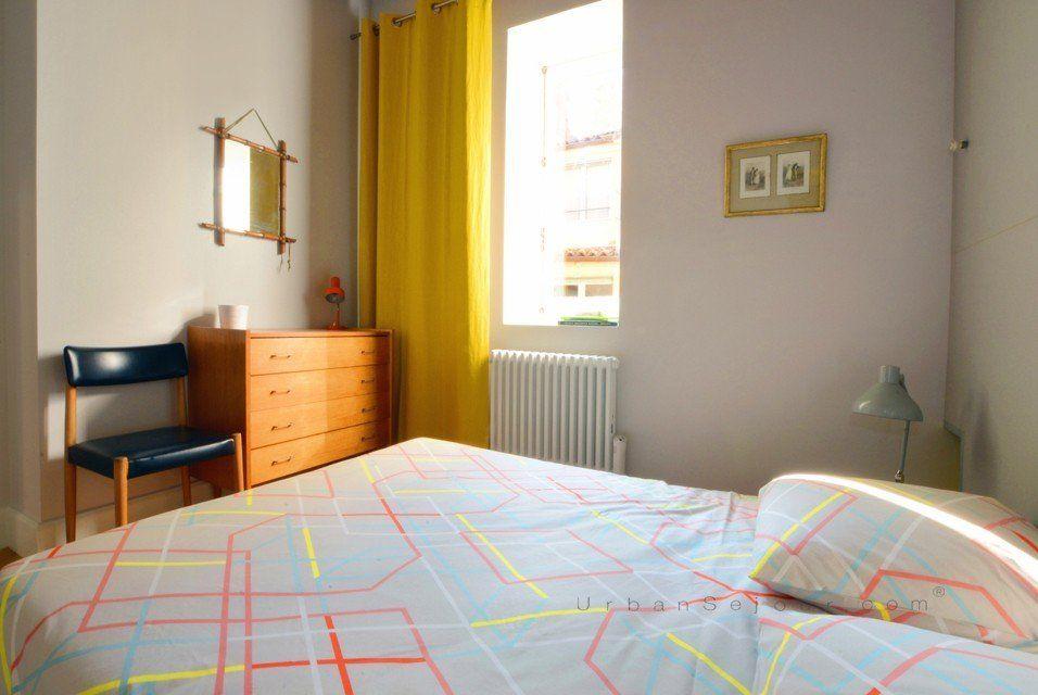 location appartement meubl avec 2 chambres location saisonni re lyon 5 vieux lyon 24 colonnes. Black Bedroom Furniture Sets. Home Design Ideas