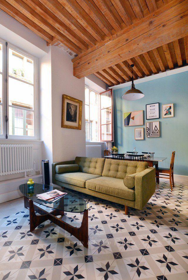 Location appartement meubl avec 2 chambres location saisonni re lyon 5 vieux lyon 24 colonnes - Location studio meuble lyon 2 ...