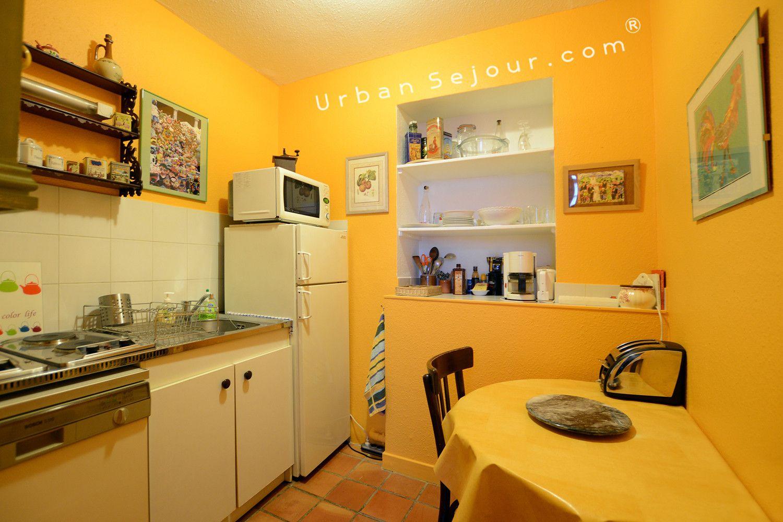 Location appartement avec 1 chambre location saisonni re for Stage de cuisine lyon