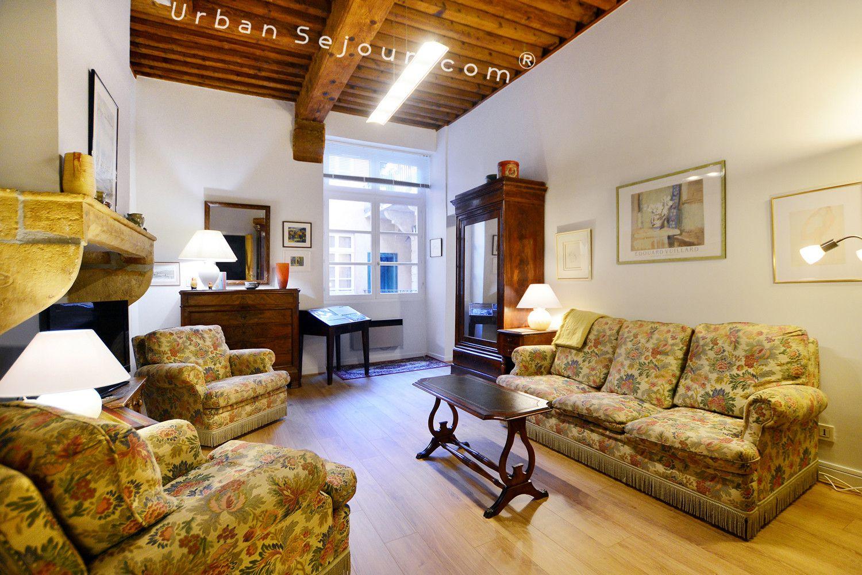 Location appartement avec 1 chambre location saisonni re - Appartement vieux lyon ...