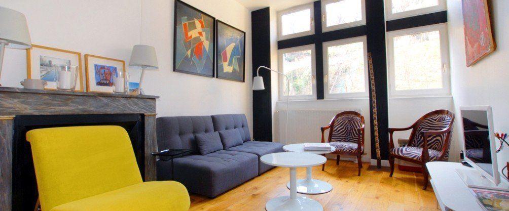 Location appartement meubl avec 2 chambre location for Location studio meuble lyon