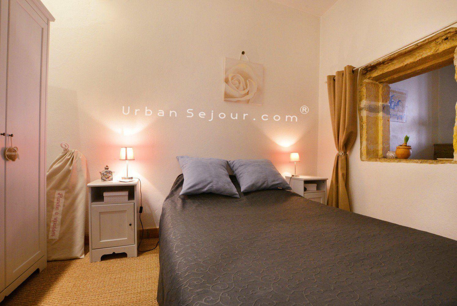 Location appartement meubl avec 1 chambre location saisonni re lyon 5 vieux lyon gourguillon for Lyon chambre