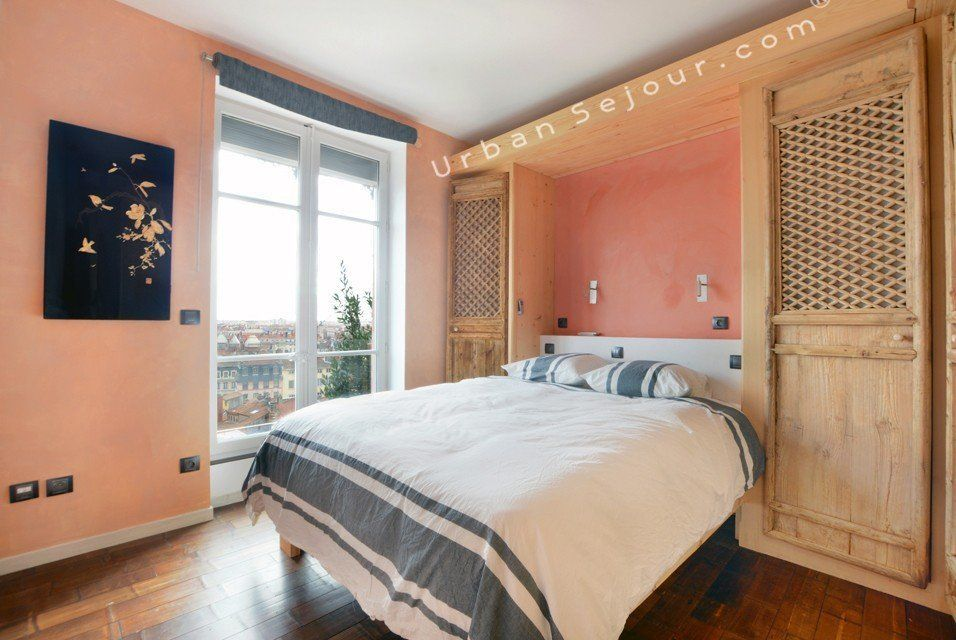 location appartement meubl avec 2 chambres location saisonni re lyon 5 vieux lyon maison. Black Bedroom Furniture Sets. Home Design Ideas