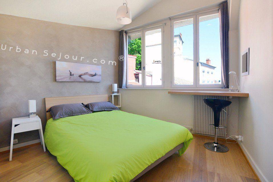 location appartement meubl avec 2 chambres location saisonni re lyon 5 vieux lyon st. Black Bedroom Furniture Sets. Home Design Ideas