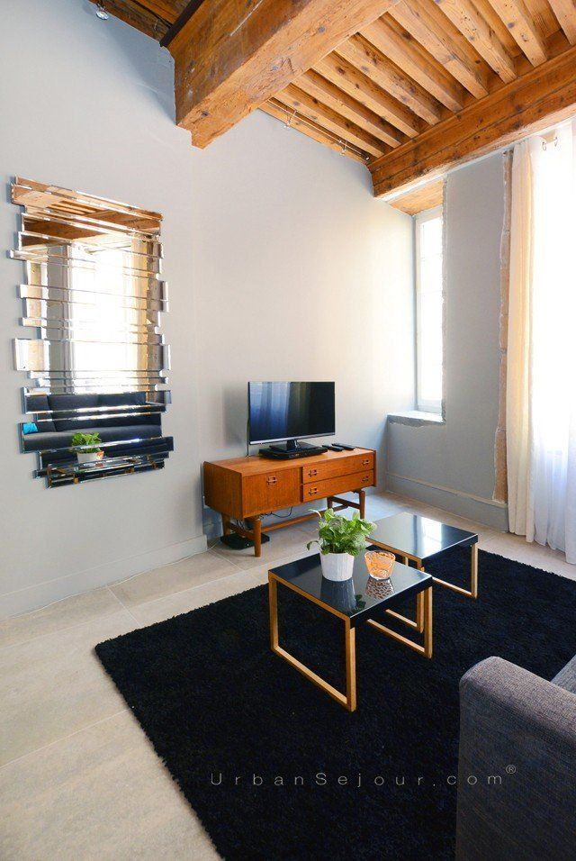 location appartement avec 1 chambre location saisonni re lyon 5 vieux lyon th tre de guignol. Black Bedroom Furniture Sets. Home Design Ideas