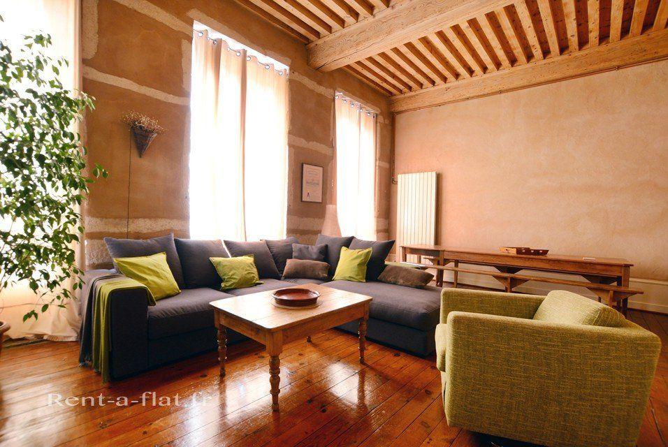 location appartement meubl avec 2 chambres location moyenne ou longue dur e lyon 5 vieux. Black Bedroom Furniture Sets. Home Design Ideas