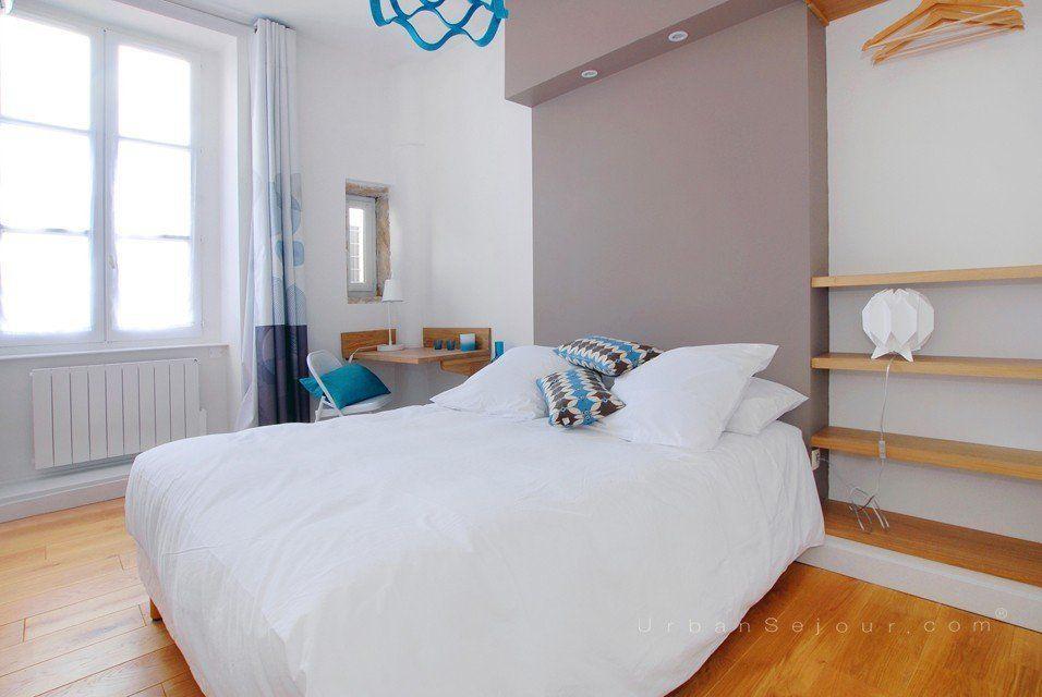 location appartement meubl avec 2 chambres location moyenne et longue dur e lyon 7 rh ne. Black Bedroom Furniture Sets. Home Design Ideas