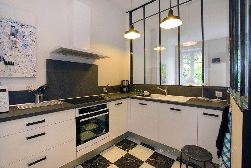 lyon 7 rh ne raspail urban s jour. Black Bedroom Furniture Sets. Home Design Ideas