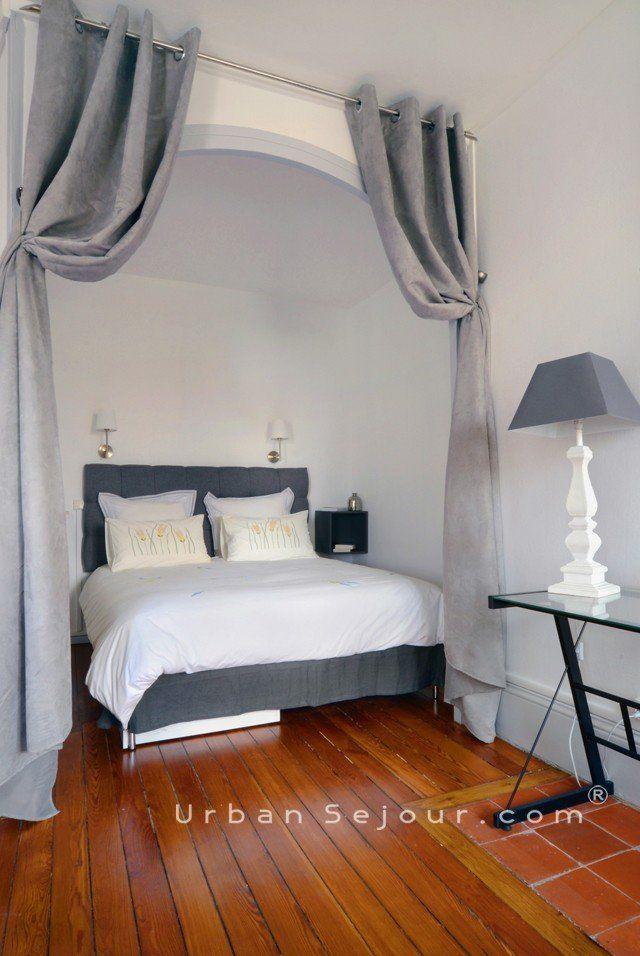 location appartement meuble avec 1 chambre location saisonni re lyon 7 universit jules guesde. Black Bedroom Furniture Sets. Home Design Ideas