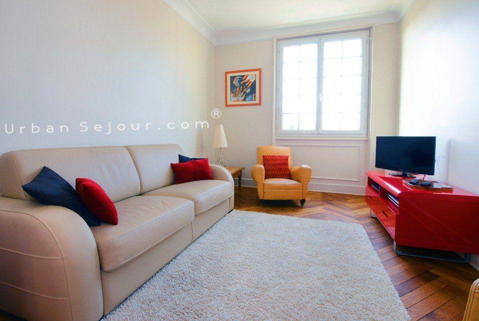 Location appartement meuble avec 1 chambre location for Appartement meuble lyon