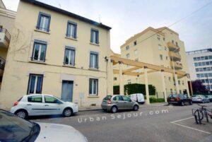 Lyon 8 monplaisir grange blanche perreal urban s jour - Hotel lyon grange blanche ...
