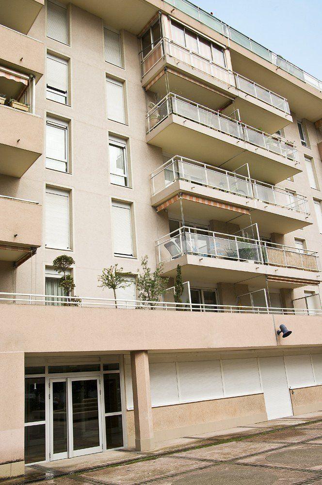 Appartement Charpennes