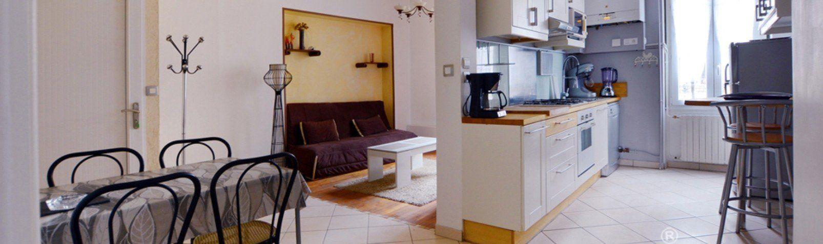Villeurbanne – Guillotte l'appartement
