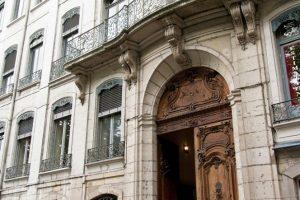 Entrée Immeuble Hotel Tolozan