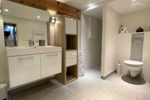 Salle de bains 2 Mezzanine avec WC