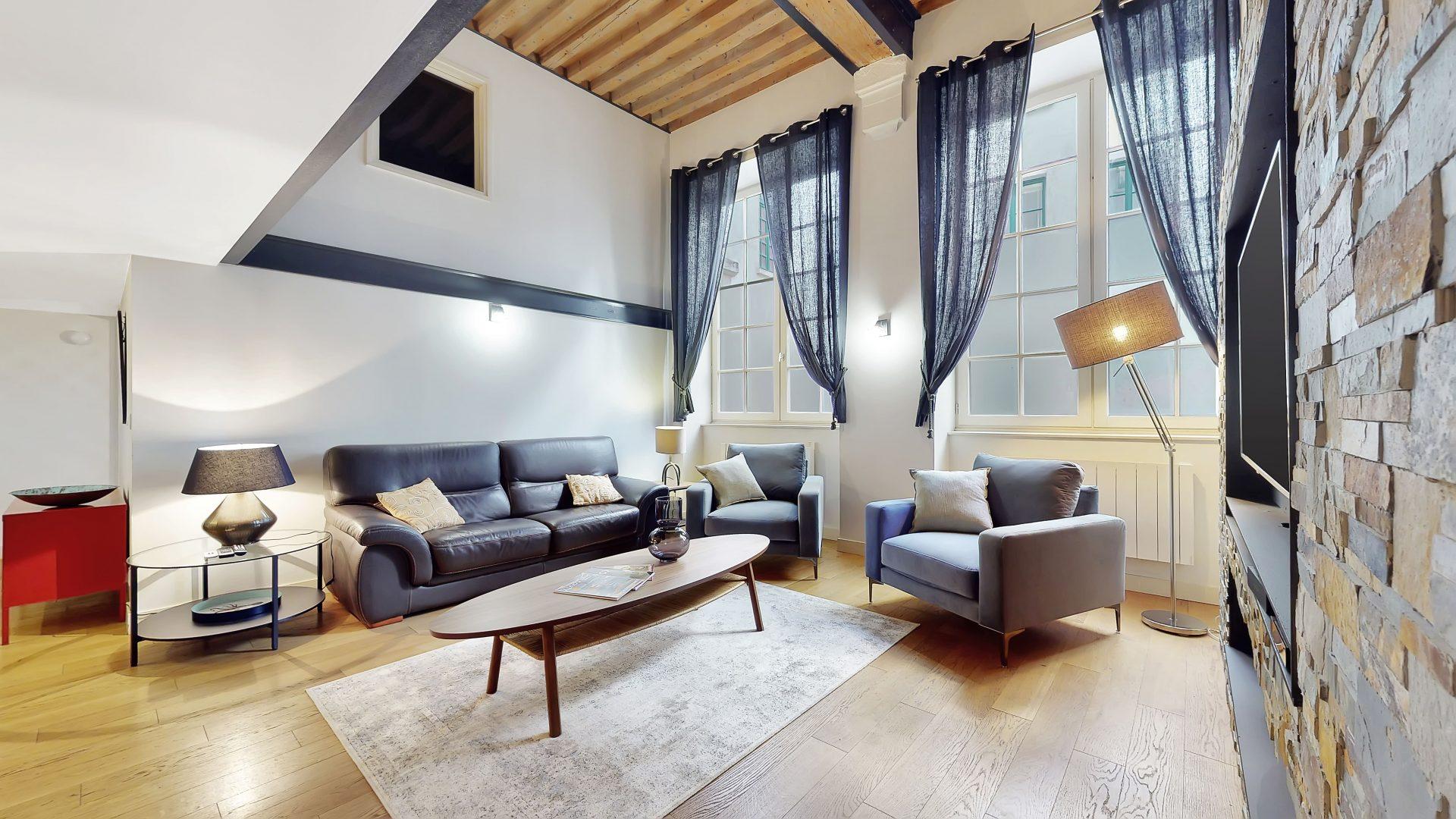 Lyon 1 – Hôtel de Villa Tolozan